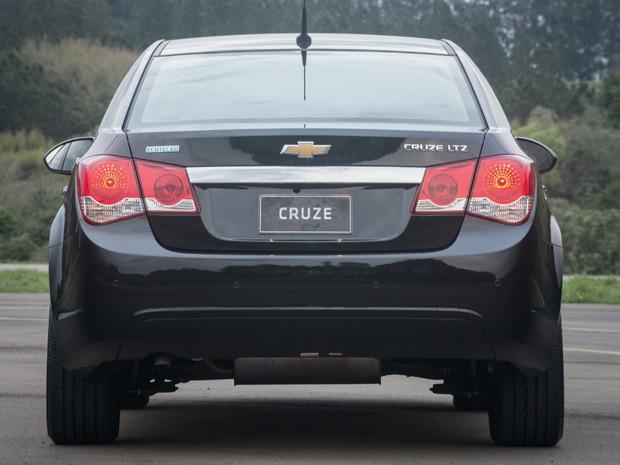 Chevrolet Cruze na geração anterior (Foto: Divulgação)