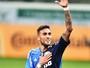 Alvo de outros clubes, Rafael Marques diz que espera continuar no Palmeiras