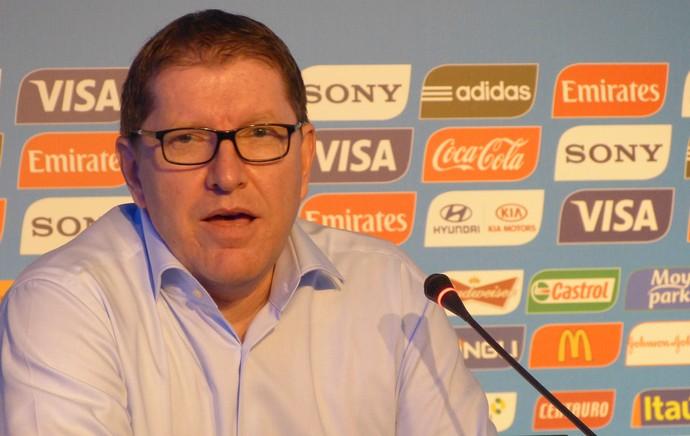 Thierry Weil Diretor Marketing FIFA (Foto: Vicente Seda)