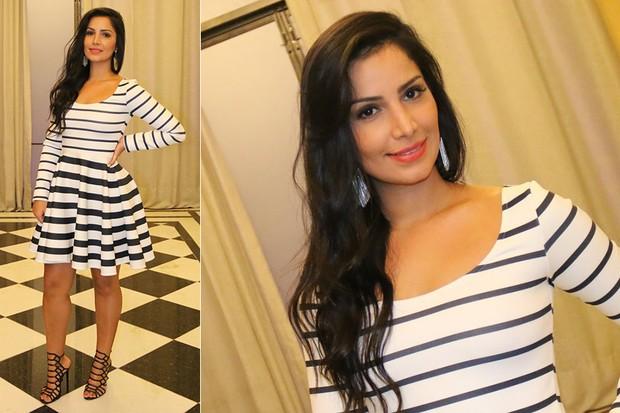 Rhafaela Castro (Foto: Agnews)