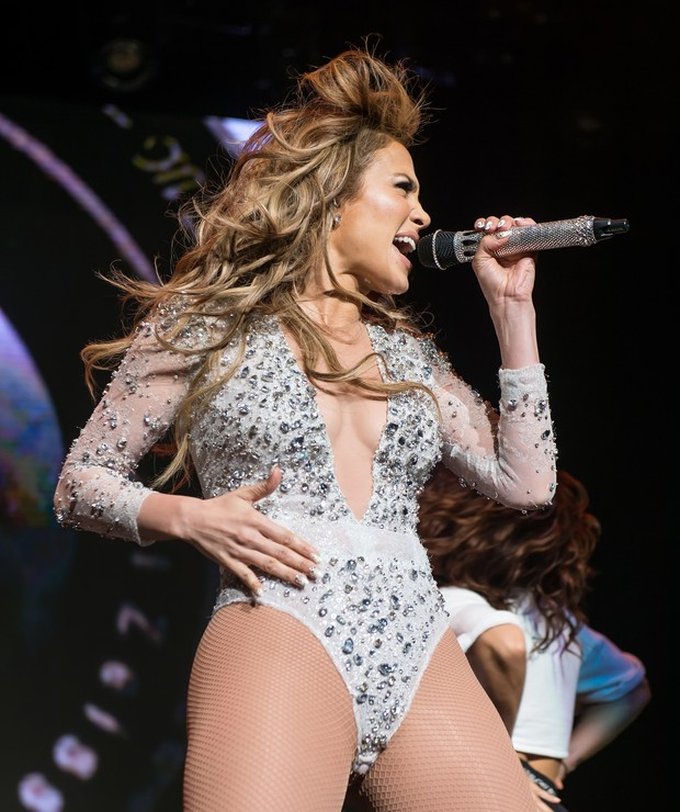 Jennifer Lopez  (Foto: Agência/ Getty Images)