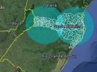 Edital para radar meteorológico de Chapecó, SC, é assinado