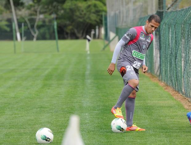 Ronny, jogador do Figueirense (Foto: Savio Hermano / Globoesporte.com)