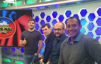 Central Gre-Nal debate vitória do Grêmio e empate do Inter; assista
