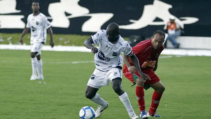 Ricardo Oliveira - ABC campeão brasileiro Série C 2010 (Foto: Canindé Soares)