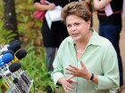 Dilma defende uso de tecnologia militar contra crime no RJ