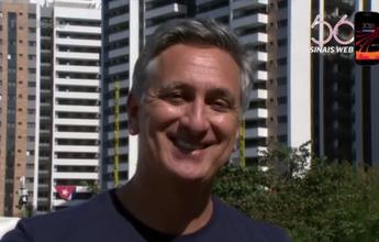 """Diretor do COB vê delegação brasileira satisfeita na Vila: """"Todo mundo feliz"""""""