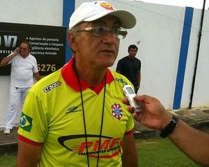 José Tavares (Foto: Adeilson Albuquerque)