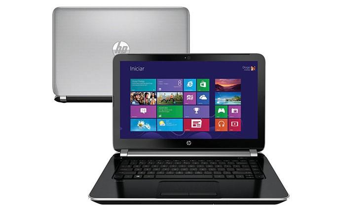 HP possui grande variedade de notebooks no mercado brasileiro (Foto: Divulgação/Hp)