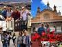 Amanda Richter tranquiliza fãs após susto com terremoto no Equador
