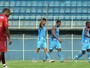 Macaé vence o Friburguense em jogo-treino no estádio Eduardo Guinle