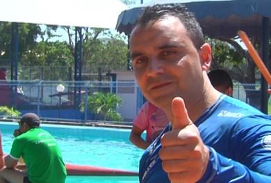 Eros Ferreira (Foto: Reprodução/TV Tapajós)