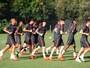 Com time já definido, Inter treina em Campinas antes de encarar a Ponte