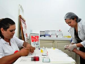 As ações são alusivas ao Dia Mundial de Luta contra a Aids, lembrado no próximo dia 1° de dezembro (Foto: Divulgação/PMBV)