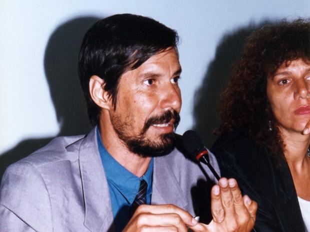 Eduardo Jorge em 1987, à época como deputado federal da Assembleia Constituinte (Foto: Divulgação)