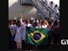 'Não interessa o salário, trabalhamos por amor', diz médico cubano em PE