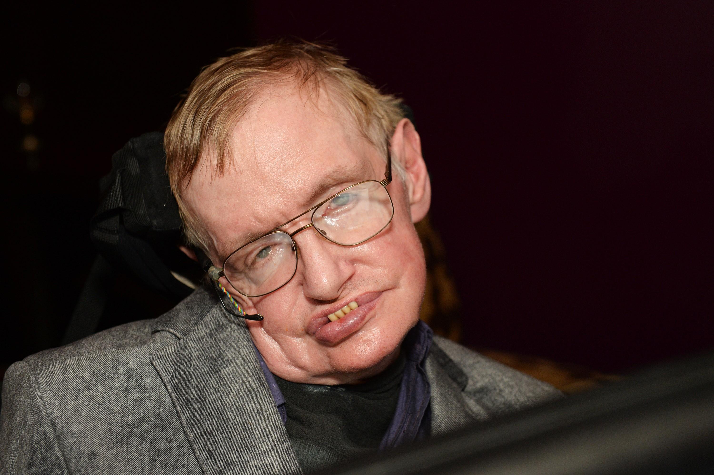 Stephen Hawking acredita em nova maneira para o mundo acabar (Foto: Getty Images)