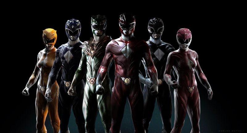 Power Rangers (Foto: Reprodução/Youtube)