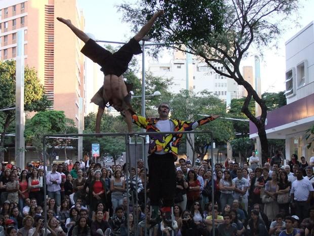 Rosa dos Ventos se apresenta em mais seis cidades do Oeste Paulista em comemoração dos 15 anos de estrada (Foto: Luis Valente/Divulgação)