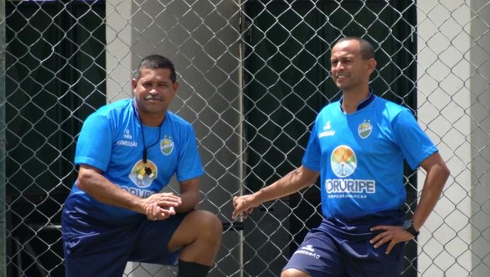 Jaelson Coruripe (Foto: Leonardo Freire/GloboEsporte.com)