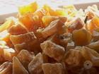 Agricultoras ensinam a deliciosa receita de Cristais de Batata Doce