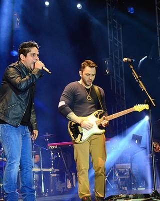 Jorge & Mateus (Foto: Laécio Lacerda)