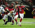 """Lambanças"" condenam Seattle, e Matt Ryan lidera Falcons à final da NFC"