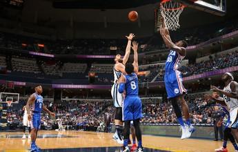 Philadelphia 76ers perde a 18ª e iguala o pior início de temporada da NBA