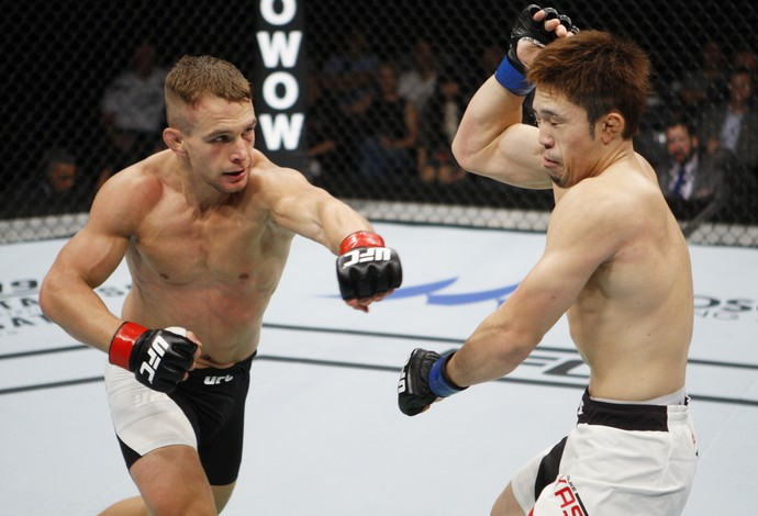 Yusuke Kasuya Nick Hein UFC (Foto: Getty Images)