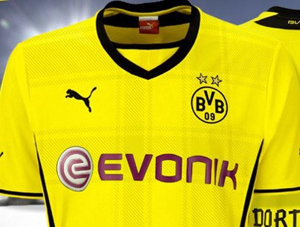 Borussia inova e apresenta nova camisa em montagem de flores ... be8ac72bb7af5