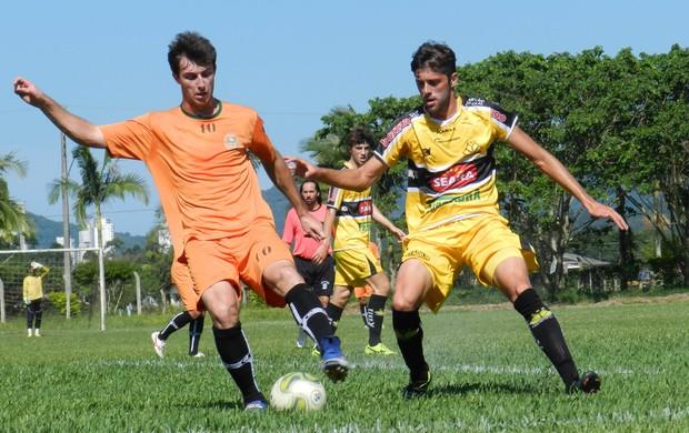 Jogo-treino entre Criciúma Sub-20 e Camboriú (Foto: Divulgação Camboriú)