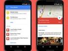 Google modifica app para direcionar mais espaço a publicidade