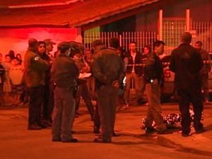 Caminhoneiro foi morto em Jacareí  (Foto: Reprodução/TV Vanguarda)
