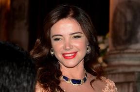 Casamento Maiz Oliveira - Luma de Oliveira (Foto: Marcos Ferreira/ Foto Rio News)
