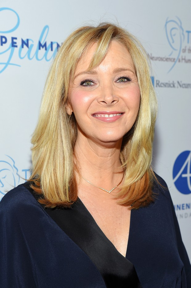Lisa Kudrow em evento beneficente em Los Angeles, nos Estados Unidos (Foto: Matt Winkelmeyer/ Getty Images/ AFP)
