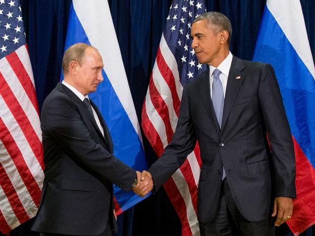 Rússia e Estados Unidos divergem no conflito da Síria, mas reconheceram a necessidade de coordenar suas ações no território sírio (Foto: AP Foto/Andrew Harnik)