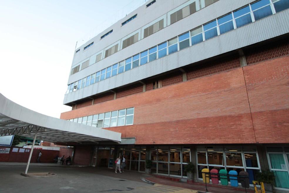 Reitor da UFU falou sobre novo repasse necessário para continuar obras do Hospital de Clínicas (Foto: Divulgação/HC-UFU)