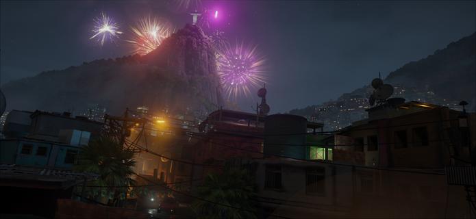 Rainbow Six Siege mostra Cristo Redentor em novo vídeo (Foto: Divulgação/Ubisoft)