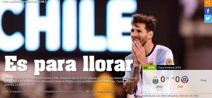 Ole Copa America