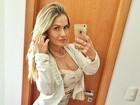 Ex-BBB Renatinha exibe fartura em rede social e recebe elogios