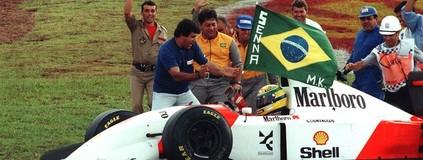 Com raridades e realidade virtual, exposição sobre Senna chega ao AM (Agencia Estado)
