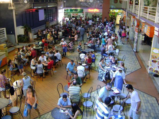 Shopping recebe mais visitantes em datas comemorativas e feriados (Foto: Divulgação)
