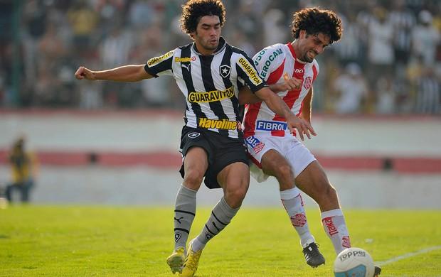 Bruno Mendes Botafogo x Bangu (Foto: Fernando Soutello / AGIF)