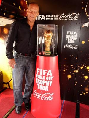 Gabriel Calderon, Embaixador FIFA (Foto: Divulgação/Coca Cola)