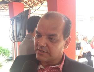 <b>Fernando Paiva</b>, presidente do Conselho Deliberativo do CRB (Foto: Henrique ... - fernando_paiva