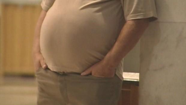 obesidade (Foto: TV Globo)