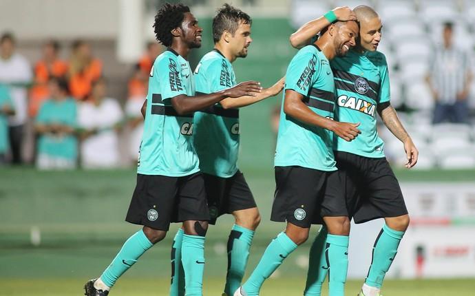 Coritiba x Cascavel (Foto: Giuliano Gomes/PR Press)