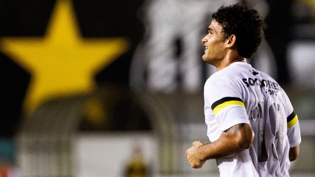 Willian josé Santos gol Criciúma série A (Foto: Léo Pinheiro / Agência Estado)