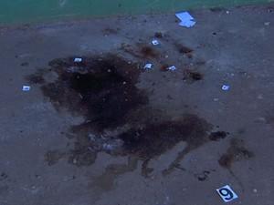 Três pessoas são assassinadas durante churrasco em Goiânia, Goiás (Foto: Reprodução / TV Anhanguera)