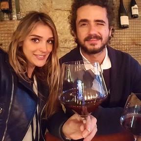 Rafa Brites com o marido, Felipe Adreoli (Foto: Reprodução/Instagram)